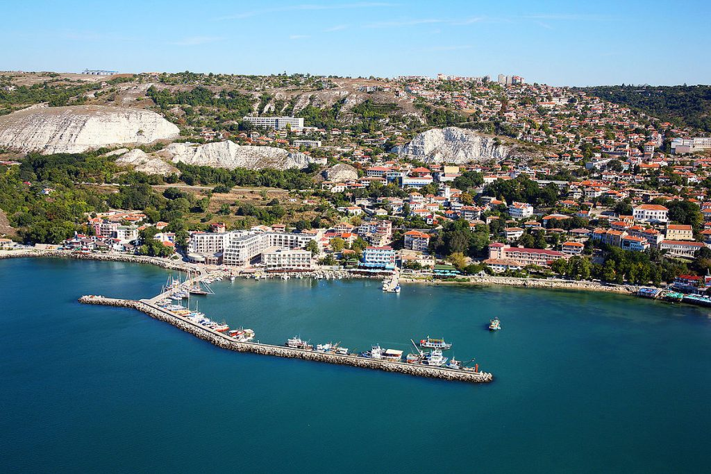 Balchik - Bucharest by Car