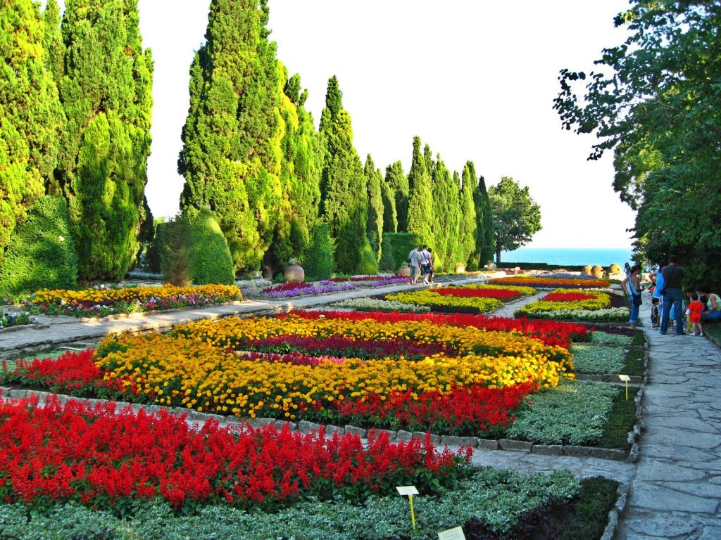 Balchik - Botanical Garden